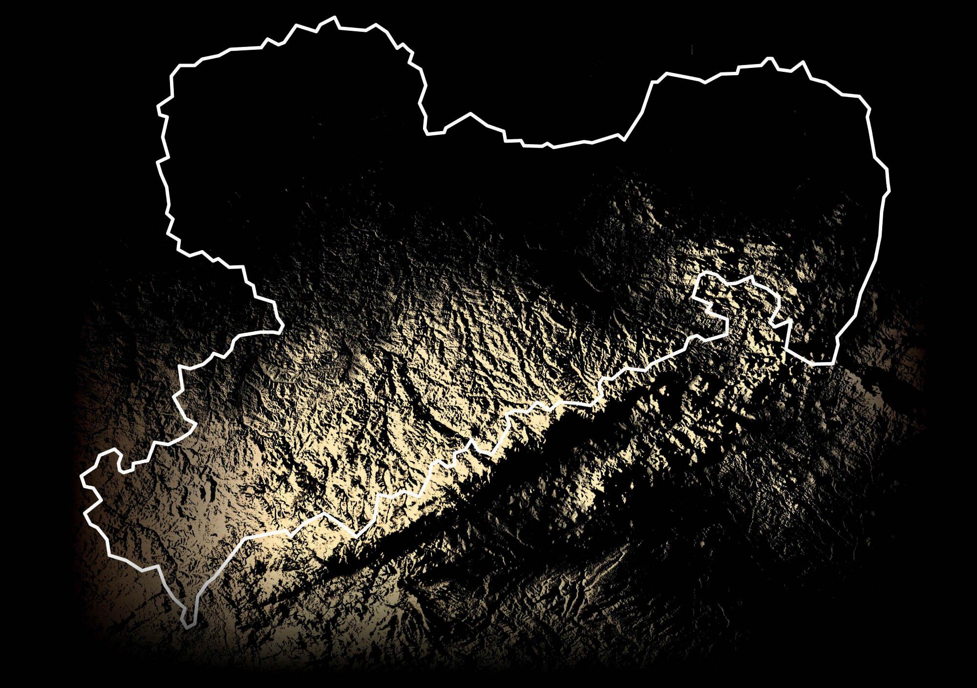 Bergbau Erzgebirge Karte.Der Schatz Unterm Erzgebirge